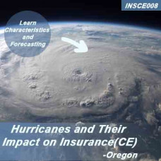 Oregon - Hurricanes and their Impact on Insurance (CE)