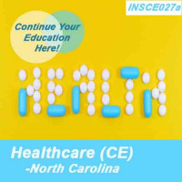 North Carolina - Health Insurance (CE)